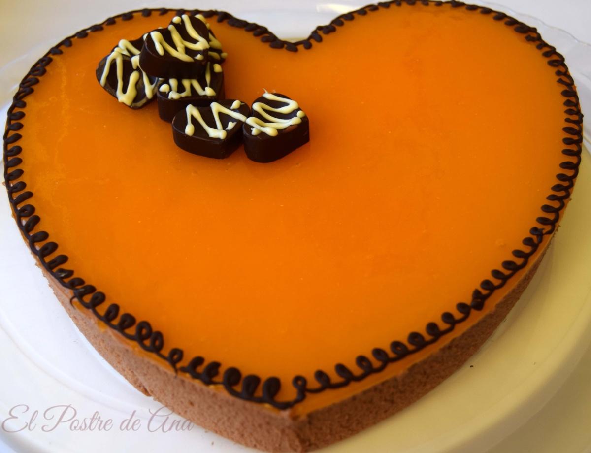 Pastel Buon Valentín
